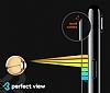 Eiroo iPhone 6 / 6S Curve Tempered Glass Full Kırmızı Cam Ekran Koruyucu - Resim 4