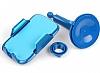 Eiroo iPhone 6 / 6S Mavi Araç Tutucu - Resim 1