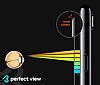 Eiroo iPhone 6 Plus / 6S Plus Curve Tempered Glass Full Kırmızı Cam Ekran Koruyucu - Resim 4