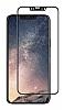 Eiroo iPhone X Curve Tempered Glass Full Siyah Cam Ekran Koruyucu - Resim 5