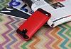 Eiroo Iron Shield Huawei GR3 Ultra Koruma Kırmızı Kılıf - Resim 2