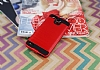 Eiroo Iron Shield Huawei GR3 Ultra Koruma Kırmızı Kılıf - Resim 1