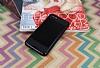 Eiroo Iron Shield Huawei P10 Ultra Koruma Siyah Kılıf - Resim 1