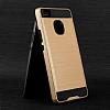 Eiroo Iron Shield Huawei P9 Lite 2017 Ultra Koruma Gold Kılıf - Resim 1