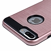Eiroo Iron Shield iPhone 7 Plus Ultra Koruma Rose Gold Kılıf - Resim: 2