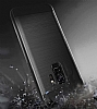 Eiroo Iron Shield Samsung Galaxy A8 2018 Ultra Koruma Rose Gold Kılıf - Resim 1