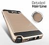 Eiroo Iron Shield Samsung Galaxy Note 5 Ultra Koruma Siyah Kılıf - Resim 1