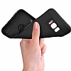 Eiroo Iron Shield Samsung Galaxy S8 Plus Ultra Koruma Kırmızı Kılıf - Resim 4