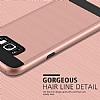 Eiroo Iron Shield Samsung Galaxy S8 Plus Ultra Koruma Dark Silver Kılıf - Resim 2
