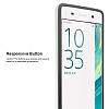 Eiroo Iron Shield Sony Xperia XA Ultra Silver Kılıf - Resim 3