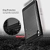 Eiroo Iron Shield Sony Xperia XA Ultra Siyah Kılıf - Resim 1
