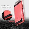 Eiroo Iron Shield Sony Xperia XA Kırmızı Kılıf - Resim 1