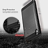 Eiroo Iron Shield Sony Xperia XA Siyah Kılıf - Resim 1