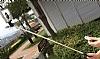 Eiroo Uzaktan Kumandalı ve Tripodlu Beyaz Selfie Çubuğu - Resim 6