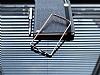 Eiroo LG G4 Gold Çizgili Round Metal Bumper Çerçeve Gold Kılıf - Resim 2