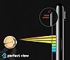 Eiroo LG G7 ThinQ Tempered Glass Cam Ekran Koruyucu - Resim 4