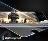 Eiroo LG G7 ThinQ Tempered Glass Cam Ekran Koruyucu - Resim 2
