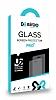 Eiroo LG K10 2017 Curve Tempered Glass Full Siyah Cam Ekran Koruyucu - Resim 5