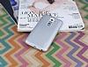 Eiroo Lucatelli LG G2 Ultra İnce Silver Rubber Kılıf - Resim 1
