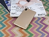 Eiroo Lucatelli Sony Xperia Z2 Ultra �nce Gold Rubber K�l�f - Resim: 1