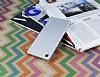 Eiroo Lucatelli Sony Xperia Z3 Ultra İnce Silver Rubber Kılıf - Resim 2