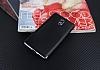 Eiroo Matte Fit Nokia 3 Dark Silver Kenarlı Siyah Silikon Kılıf - Resim 1