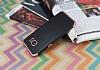 Eiroo Matte Fit Samsung Galaxy S7 Edge Rose Gold Kenarlı Siyah Silikon Kılıf - Resim 2