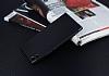 Eiroo Matte Fit Sony Xperia XA1 Ultra Dark Silver Kenarlı Siyah Silikon Kılıf - Resim 2