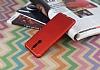 Eiroo Mellow Huawei Mate 10 Lite Kırmızı Rubber Kılıf - Resim 1