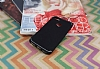 Eiroo Mellow Huawei P9 Lite Mini Siyah Silikon Kılıf - Resim 2