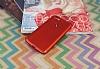 Eiroo Mellow Huawei P9 Lite Mini Kırmızı Silikon Kılıf - Resim 2