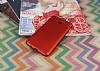 Eiroo Mellow Samsung Galaxy J7 Prime / J7 Prime 2 Kırmızı Silikon Kılıf - Resim 2
