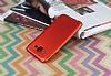 Eiroo Mellow Samsung Galaxy J7 Kırmızı Silikon Kılıf - Resim 1