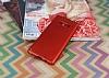 Eiroo Mellow Samsung Galaxy Note 8 Kırmızı Silikon Kılıf - Resim 2