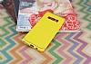 Eiroo Mellow Samsung Galaxy Note 8 Sarı Silikon Kılıf - Resim 2