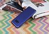 Eiroo Mellow Samsung Galaxy S8 Plus Mavi Silikon Kılıf - Resim 2