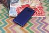 Eiroo Mellow Samsung Galaxy S8 Plus Mavi Silikon Kılıf - Resim 1