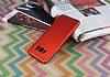 Eiroo Mellow Samsung Galaxy S8 Kırmızı Silikon Kılıf - Resim 1