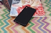 Eiroo Mellow Sony Xperia XA1 Plus Siyah Rubber Kılıf - Resim 1