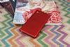 Eiroo Mellow Sony Xperia XA1 Plus Kırmızı Rubber Kılıf - Resim 1