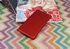 Eiroo Mellow Sony Xperia XA1 Ultra Kırmızı Rubber Kılıf - Resim 2
