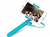 Eiroo Mini Pembe Selfie Çubuğu - Resim 1
