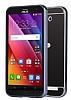 Eiroo Mirror Asus Zenfone 3 Max ZC520TL Metal Kenarlı Aynalı Siyah Rubber Kılıf