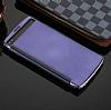 Eiroo Mirror Cover LG V10 Aynalı Kapaklı Uyku Modlu Lacivert Kılıf - Resim 1