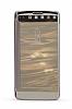 Eiroo Mirror Cover LG V10 Aynalı Kapaklı Uyku Modlu Gold Kılıf - Resim 3