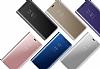 Eiroo Mirror Cover Samsung Galaxy S9 Plus Uyku Modlu Aynalı Kapaklı Siyah Kılıf - Resim 8