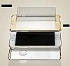 Eiroo Mirror Protect Fit iPhone 6 / 6S Aynalı 360 Derece Koruma Gold Kılıf - Resim 2