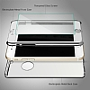 Eiroo Mirror Protect Fit iPhone 6 / 6S Aynalı 360 Derece Koruma Silver Kılıf - Resim 3