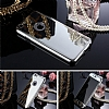 Eiroo Mirror Protect Fit iPhone 6 / 6S Aynalı 360 Derece Koruma Silver Kılıf - Resim 4