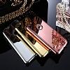 Eiroo Mirror Protect Fit iPhone 6 Plus / 6S Plus Aynalı 360 Derece Koruma Silver Kılıf - Resim 1
